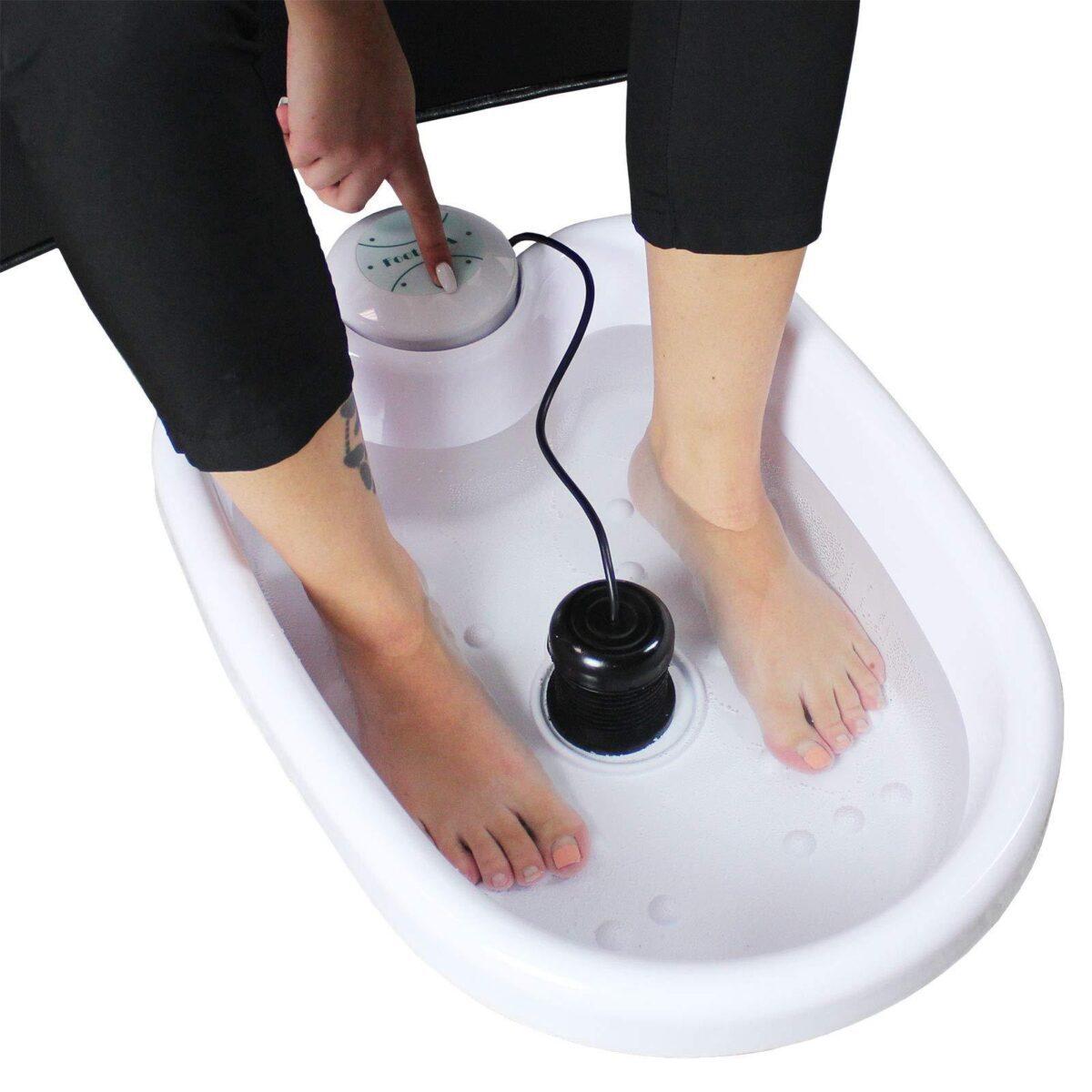 Detox foot spa – Γεωργία Κουτσουμπού